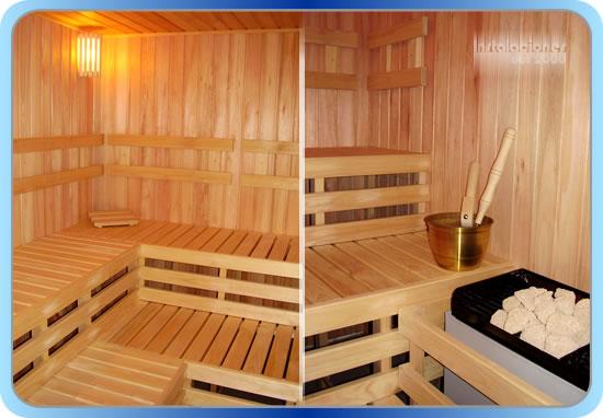Galeria de imagenes ba os sauna - Productos para sauna ...